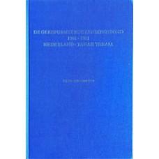 De gereformeerde zendingsbond 1901-1961, Dr. Th. van den End