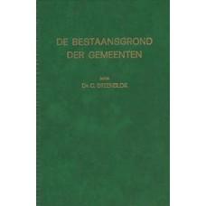De bestaansgrond der gemeenten, Dr. C. Steenblok