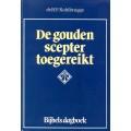 De gouden scepter toegereikt, dr. H.F. Kolhbrugge