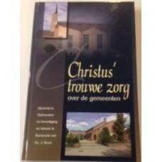 Christus` trouwe zorg over de gemeenten, Ds. J. Roos