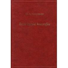 Eerste bundel keurstoffen, Ds. G. van Reenen
